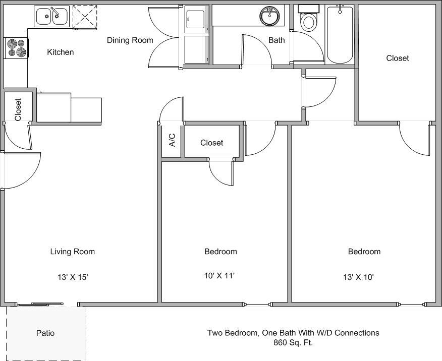 Willowcrest Apartments Abilene Tx